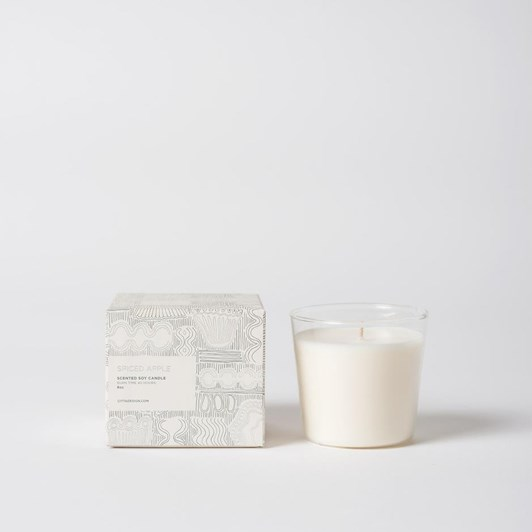 Citta Spiced Apple Soy Candle