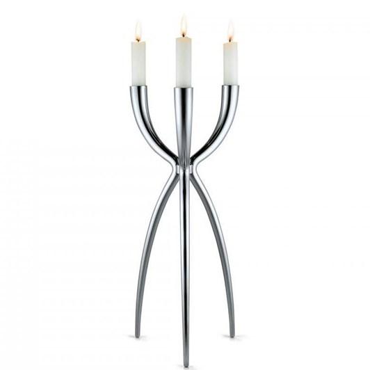 Philippi Copic 3 Arm Candleholder