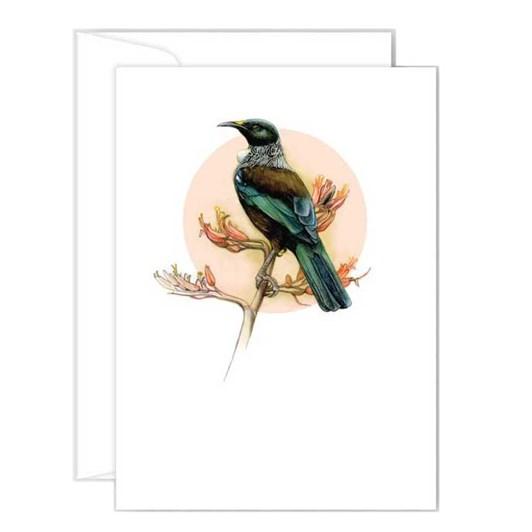 Poppy Card - Tui
