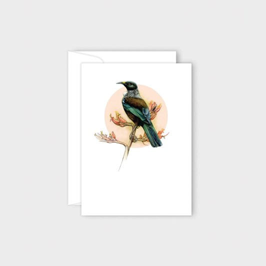 Poppy Card - Tui
