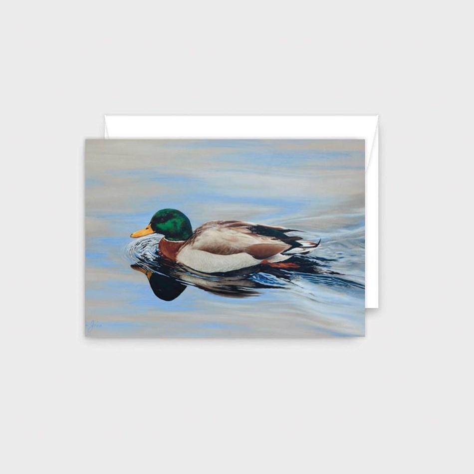 Poppy Card - Calm Waters -