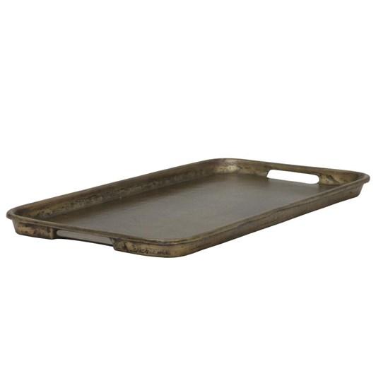 Light & Living Tray 54X30 Cm Akrovo Antique Bronze
