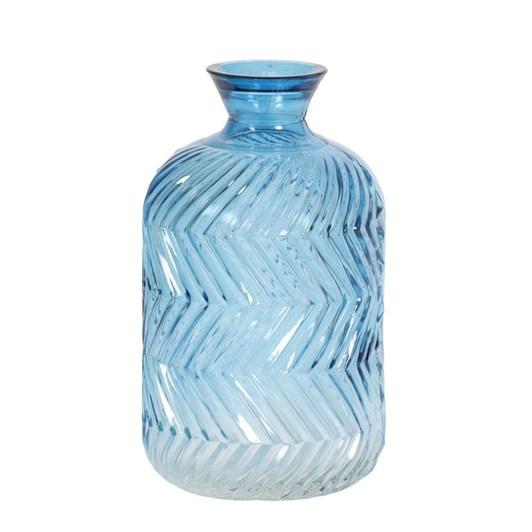 Light & Living Vase 11,5X20 Cm Praia Grey Blue