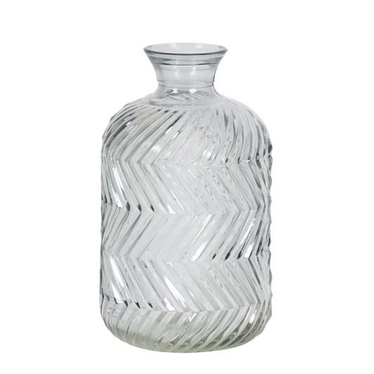 Light & Living Vase 11,5X20 Cm Praia Grey