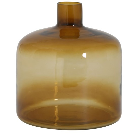 Light & Living Vase 17,5X20 Cm Barinas Yellow Ocher