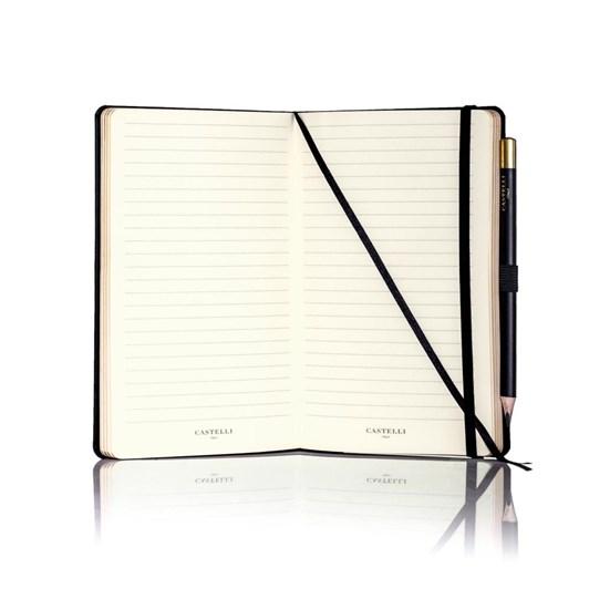 Castelli Dotty Notebook-Burgundy