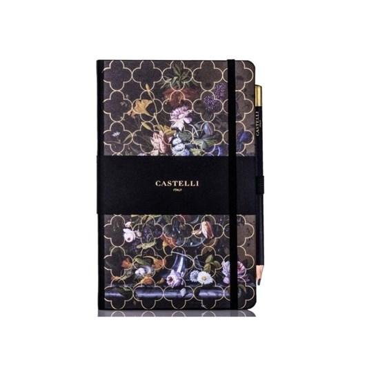 Castelli Vintage Floral Peony Notebook
