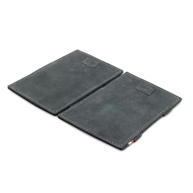 Garzini Cavare Magic Wallet Carbon Black -