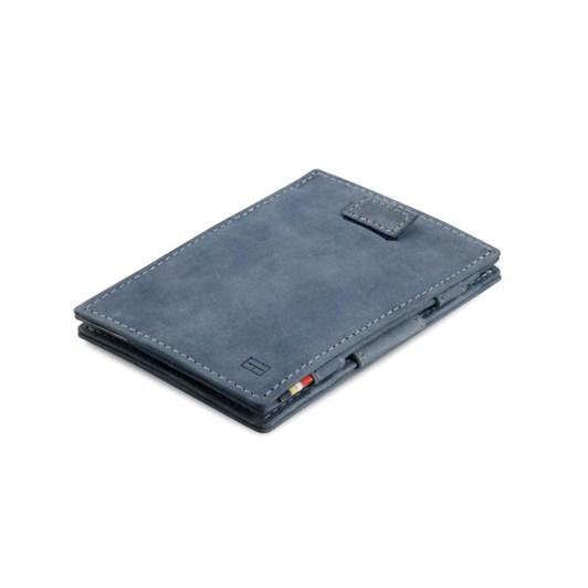Garzini Cavare Magic Wallet Sapphire Blue
