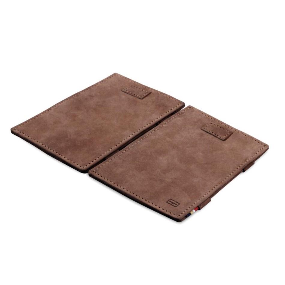 Garzini Cavare Magic Wallet Java Brown -