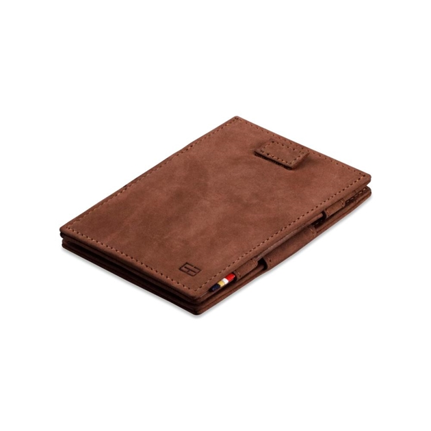 Garzini Cavare Magic Wallet Java Brown - brown
