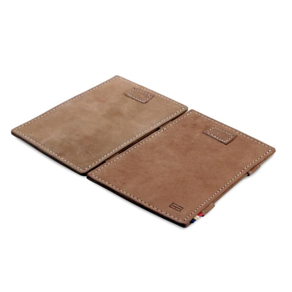 Garzini Cavare Magic Wallet Camel Brown -