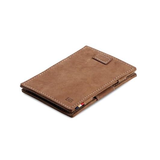 Garzini Cavare Magic Wallet Camel Brown