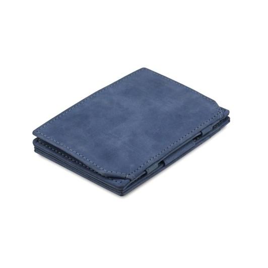 Garzini Essenziale Coin Pocket Magic Wallet Sapphire Blue