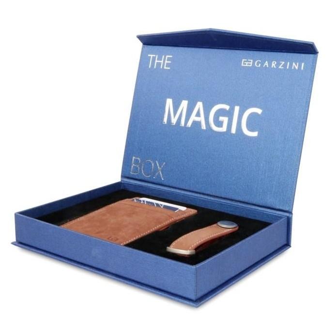 Garzini Gift Box Java Brown - brown