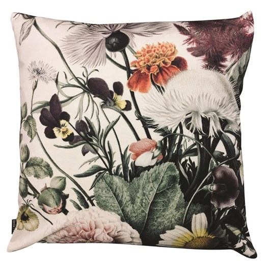 Vanilla Fly Velvet Cushion Flora 50X50Cm