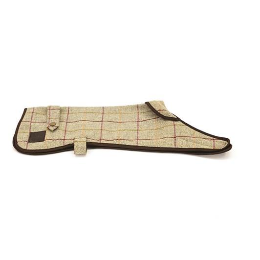 Tweedmill Dog Coat Small W40cm x L48cm