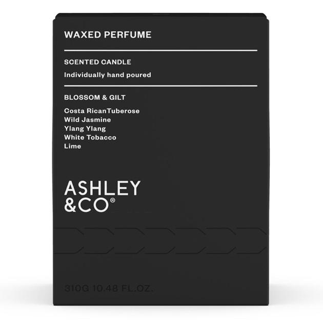 Ashley & Co Waxed Perfume - Blossom & Gilt - blossom-gilt