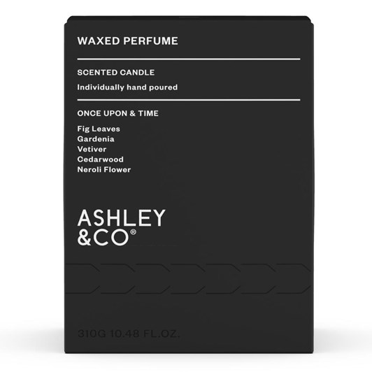 Ashley & Co Waxed Perfume