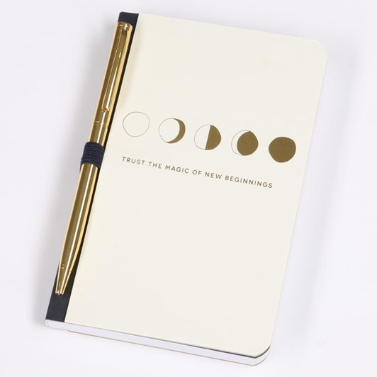 La Luna: Handbag Notebook & Pen