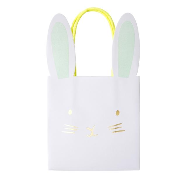 Meri Meri Pastel Bunny Party Bag - na