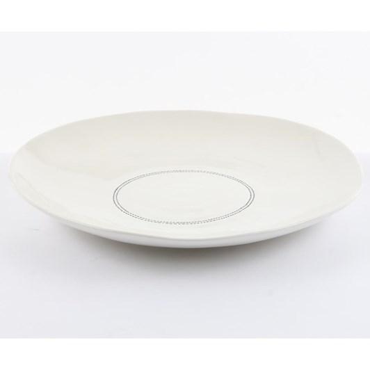 Ivory House Mode Platter 37cm