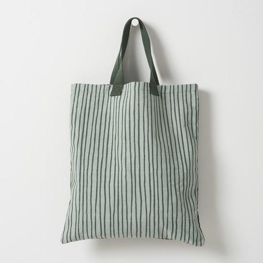 Citta Arie Beach Bag Moss & Mist