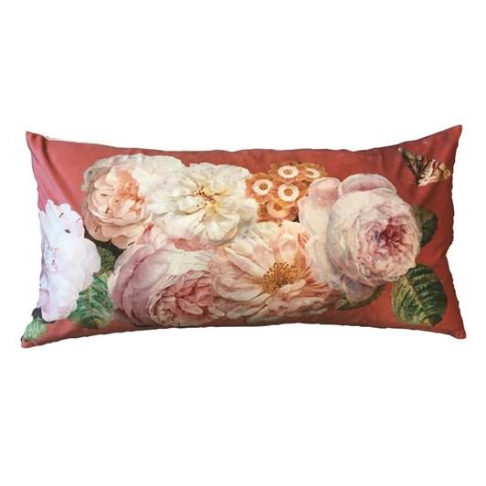 Vanilla Fly Velvet Cushion Coral Rose 40X80 Cm