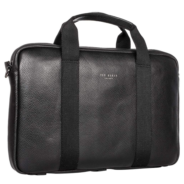 Ted Baker IMPORTA Leather Document Bag -