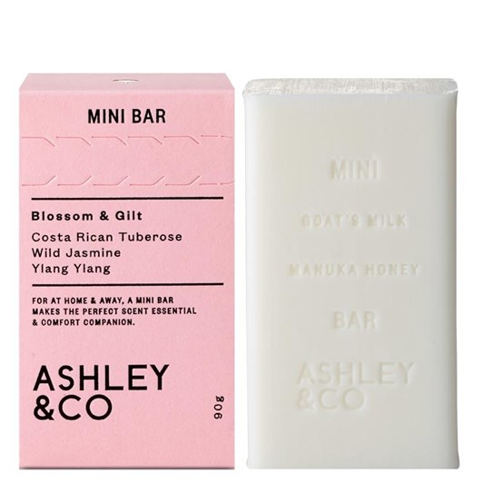 Ashley & Co Mini Bar – Blossom & Gilt