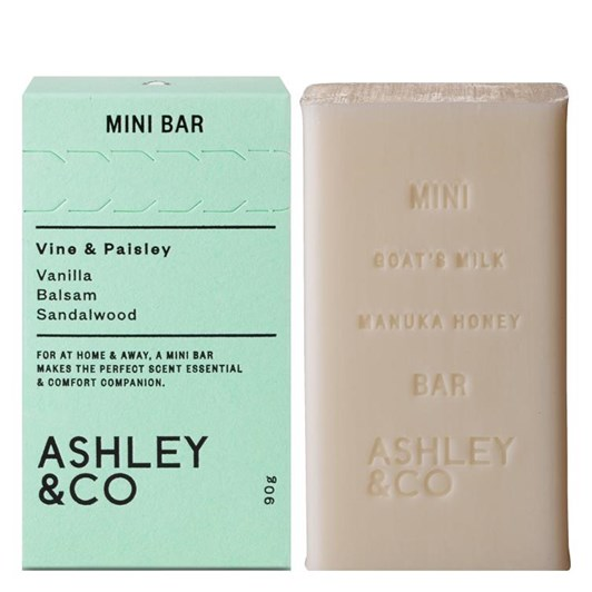Ashley & Co Mini Bar – Vine & Paisley