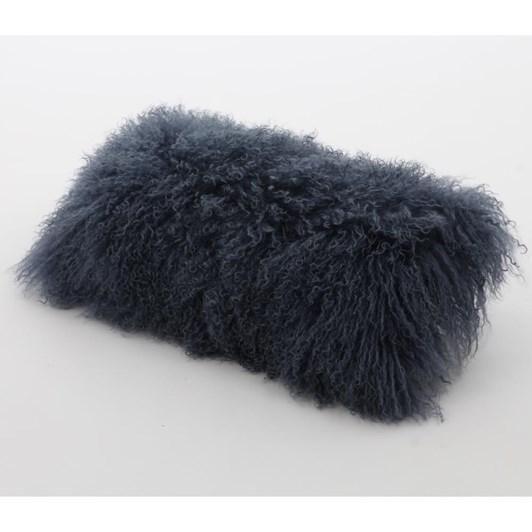 Fibre By Auskin Longwool Velvet Cushion 28x56cm