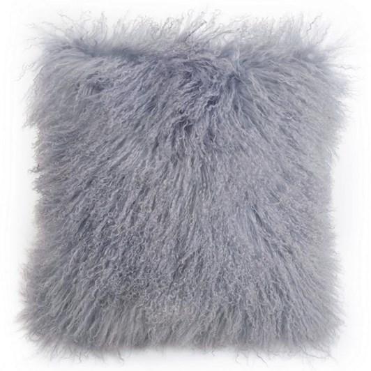 Fibre By Auskin Longwool Tibet Square Velvet Cushion 41cm