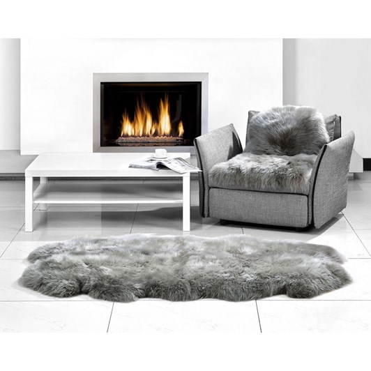 Fibre By Auskin Longwool Quarto Rug