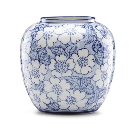 Lenox Floral Round Vase