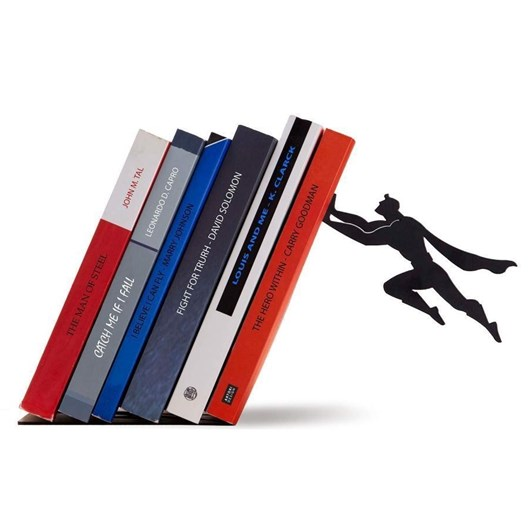 Artoridesign Superhero Bookend