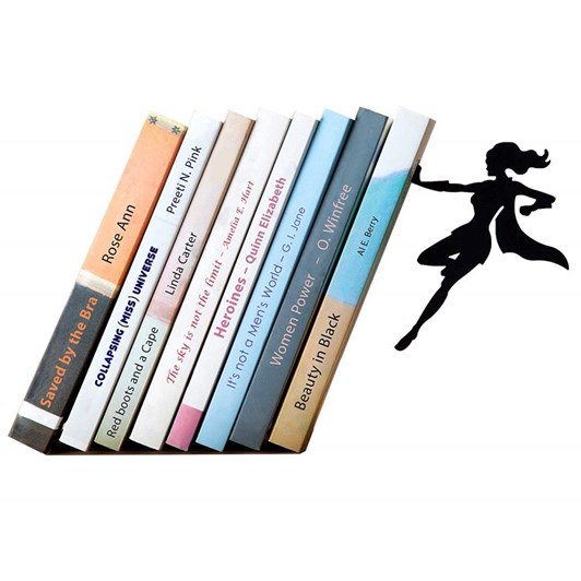 Artoridesign Supergal Bookend