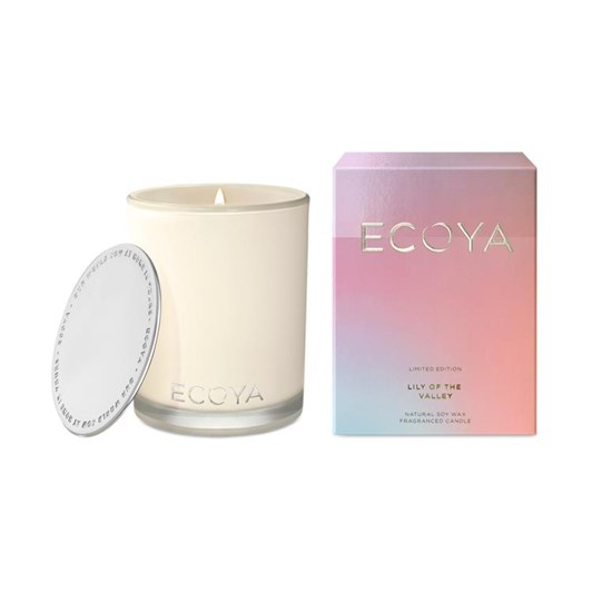 Ecoya Winter Escape Limited Edition Madison Jar - Lily Of The Valley