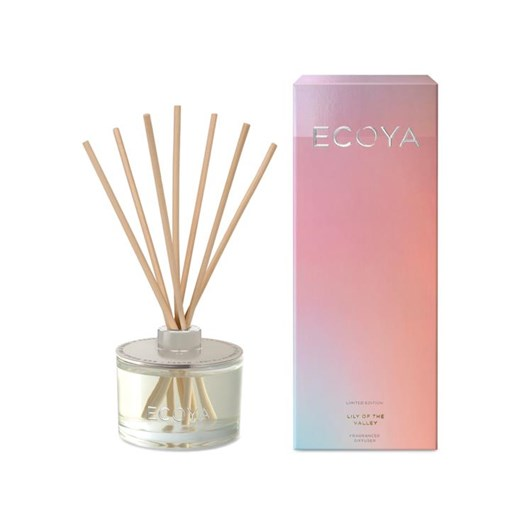 Ecoya Winter Escape Limited Edition Diffuser - Lily Of The Valley
