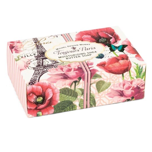 MDW Toujours Paris Boxed Soap