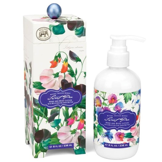 MDW Sweet Pea Lotion
