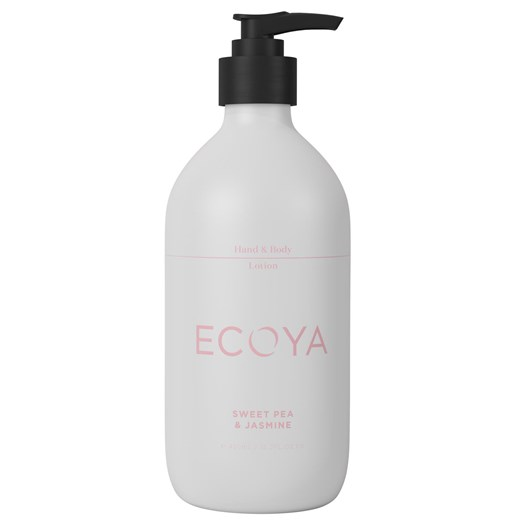 Ecoya Hand & Body Lotion - Sweet Pea & Jasmice