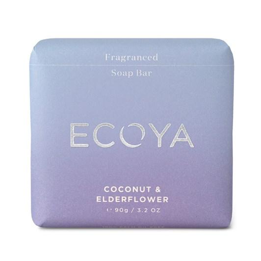 Ecoya Soap - Coconut & Elderflower