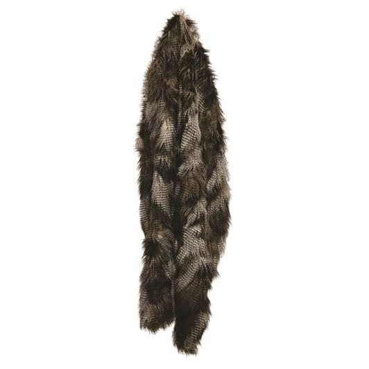 CC Interiors Luxury Mink Kiwi Style Faux Fur Throw
