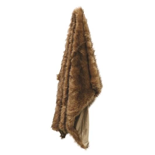 CC Interiors Luxury Moa Style Faux Fur Throw