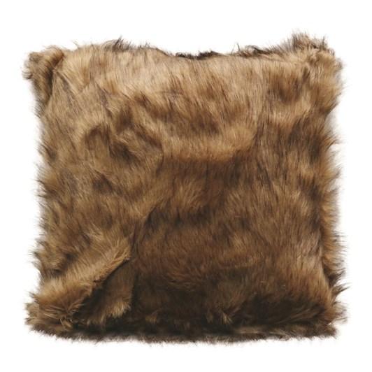 CC Interiors Luxury Mink Moa Style Faux Fur Cushion