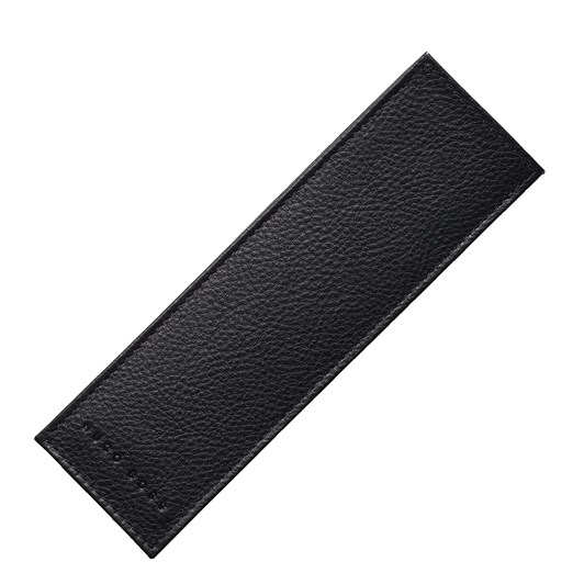 Hugo Boss Storyline Pen Case in Black Grained Leather
