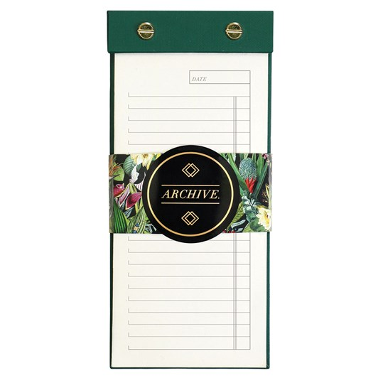 Image Gallery Archive Magnetic List Pad