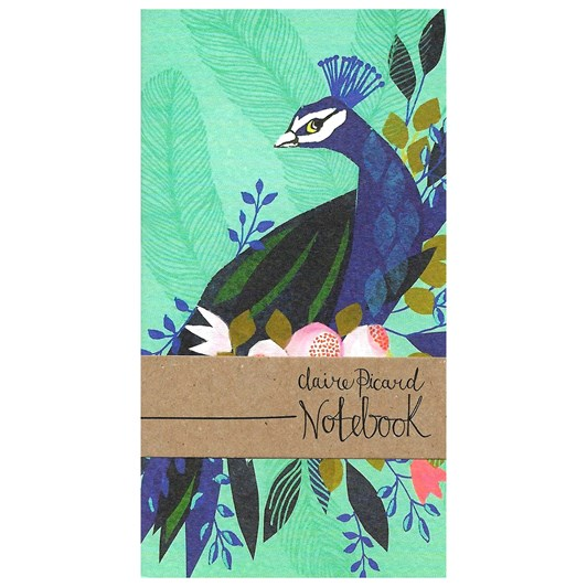Image Gallery Little Peacock Notebook