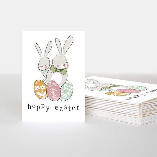 Hoppy Easter Mini Card